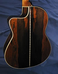 Retro back in Brazilian Rosewood